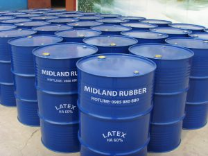 LATEX MIDLAND RUBBER