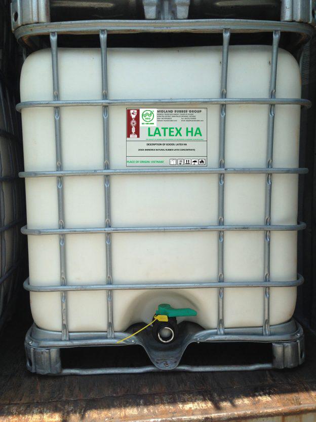 latex midland rubber