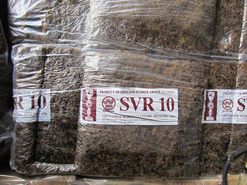 SVR10 midland rubber